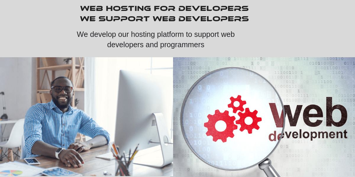 web hosting for dev