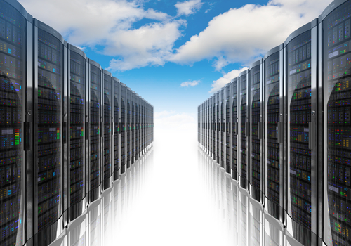 datacenter with cloud2